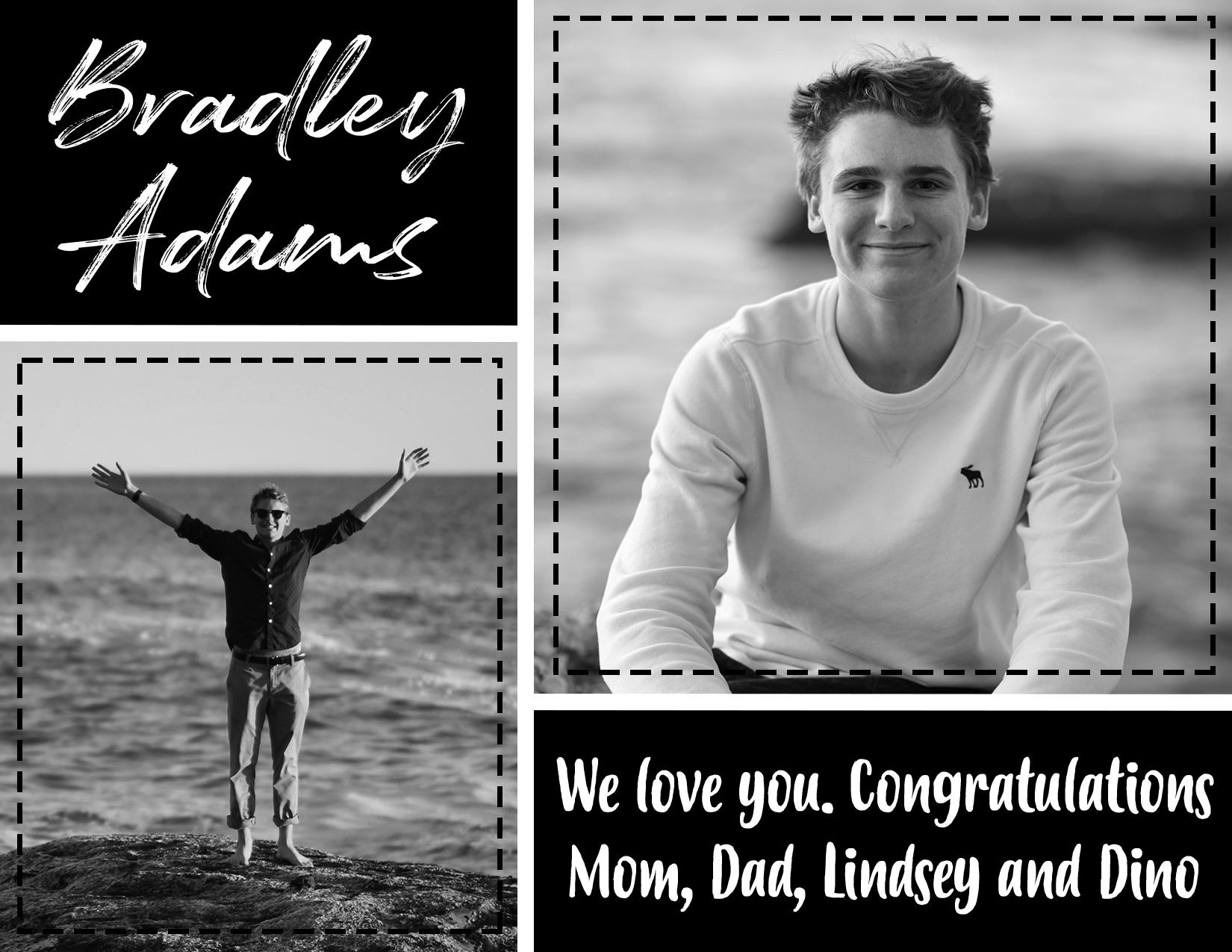 Adams, Bradley 1-8