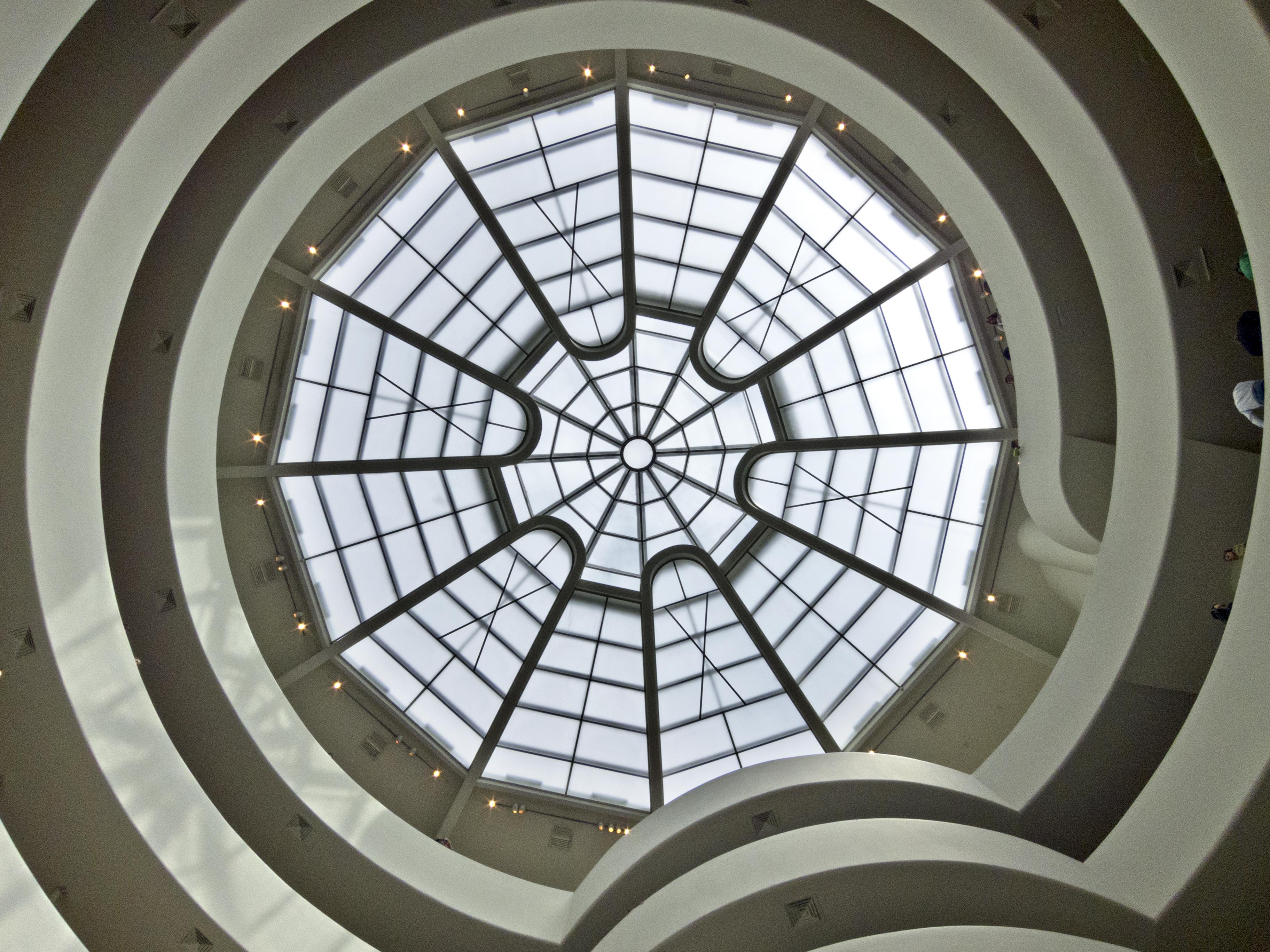 Solomon-R-Guggenheim-Museum-Skylight